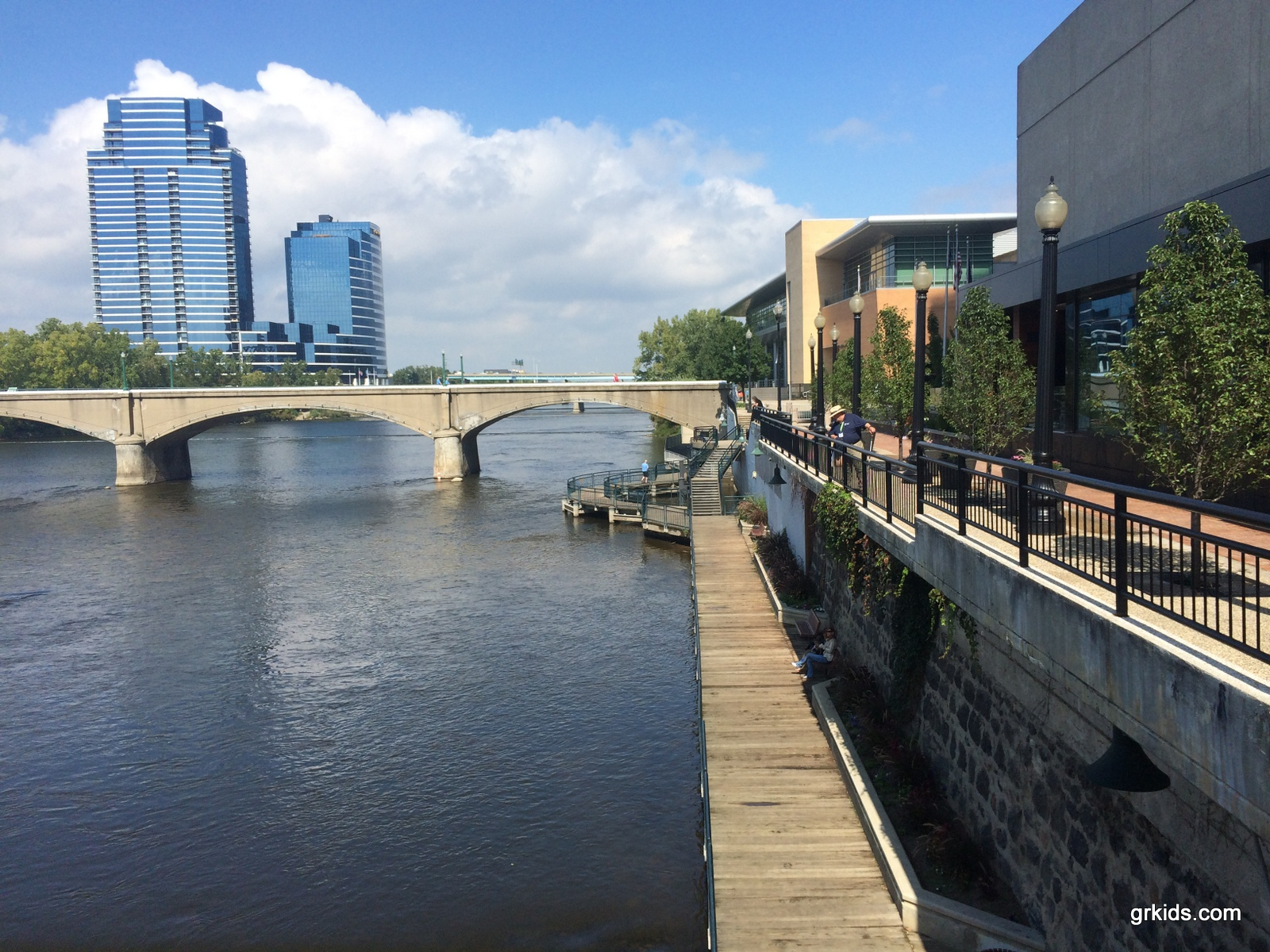 Riverwalk - Downtown Grand Rapids