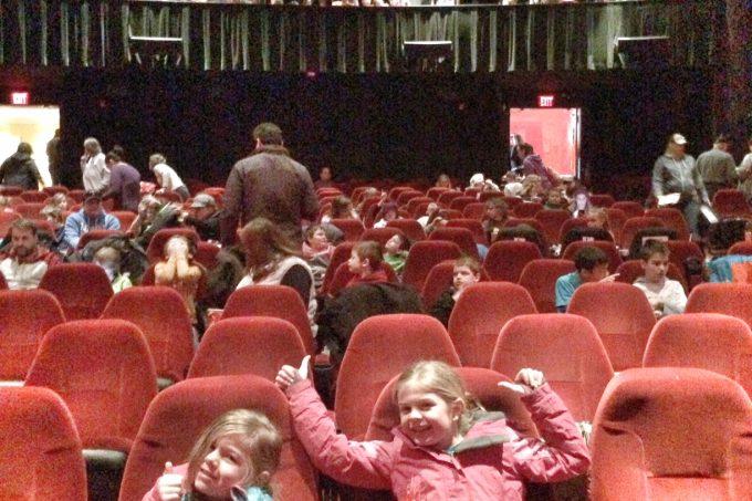 State Theatre Kids Matinee Traverse City