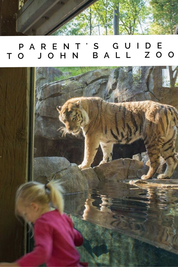 Parents Guide to John Ball Zoo tall