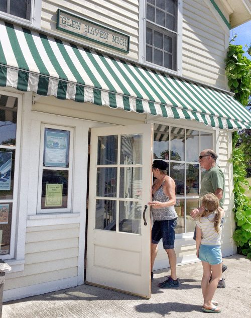 Glen Haven General Store Sleeping Bear Dunes