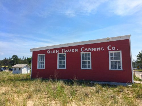 Glen Haven Canning Co Sleeping Bear Dunes