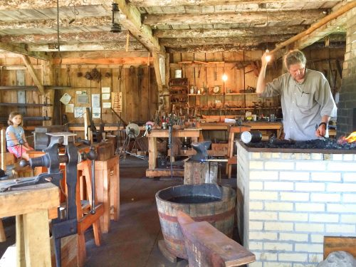 Blacksmith Shop Sleeping Bear Dunes