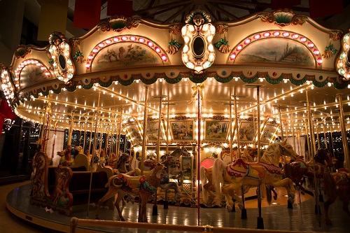 things to do in the city of grand rapids: grpm-carousel