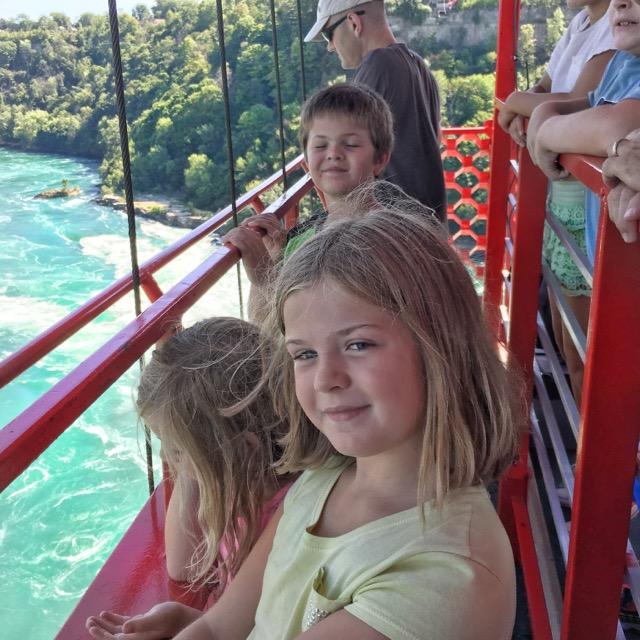 Whirlpool Aero Car Niagara Falls