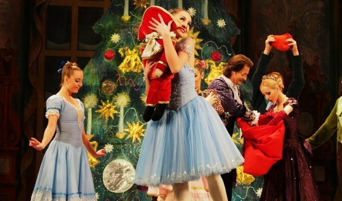 Nutcracker and Holiday Performances in Grand Rapids West Michigan