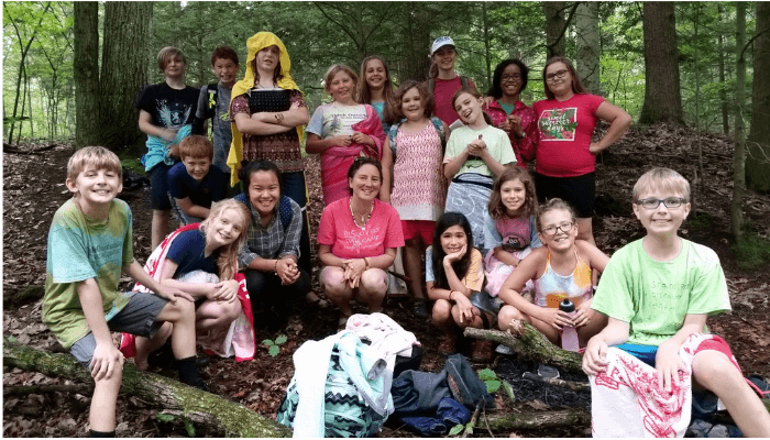 Blandford Nature Center Summer Day Camps
