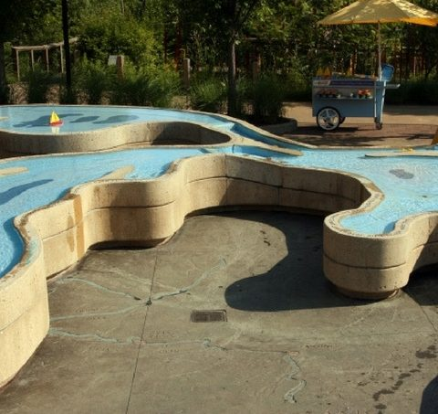 FMG great lakes play area