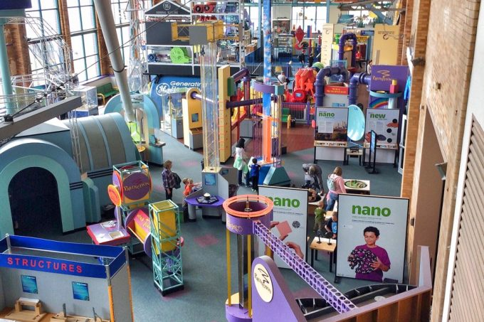 Fort Wayne with Kids Science Central