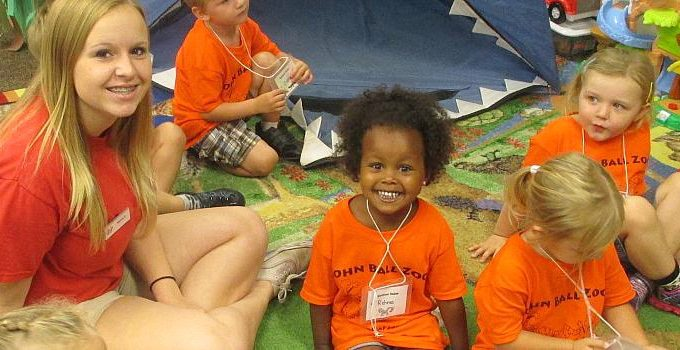 John Ball Zoo Camps and Classes feature image