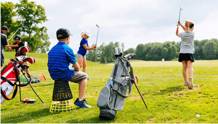 Maple Hill Junior Golf Programs