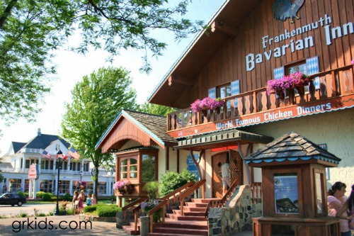 Frankenmuth-restaurants Michigan Vacations