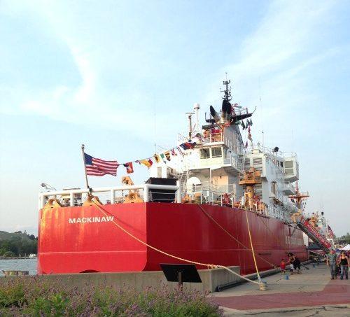 Grand Haven Coast Guard Festival Mackinaw