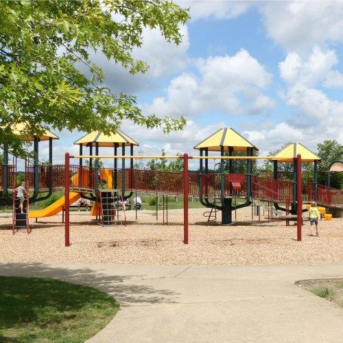Millennium Park playground