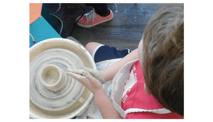 Grand Rapids pottery classes