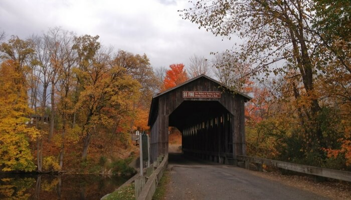 lowell-alto covered bridge