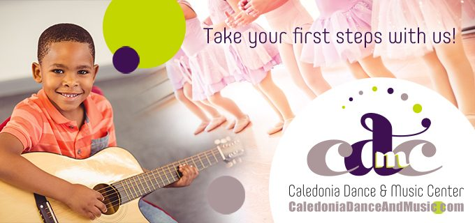 Caledonia Dance and Music Center ad