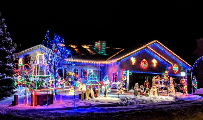 Christmas Light Shows and Light Displays – The Big List! - Christmas Light Shows And Light Displays - The Big List! - Grkids.com