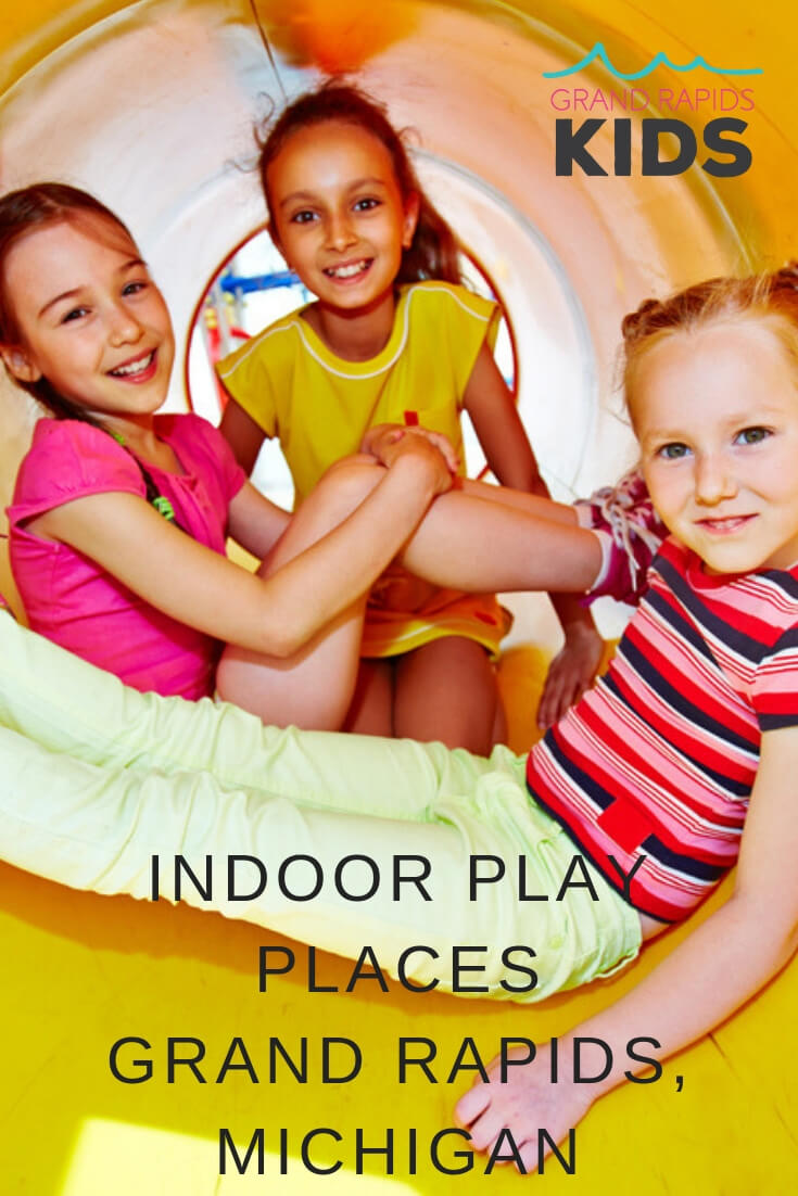 Kids Indoor Play Places in Grand Rapids, Michigan