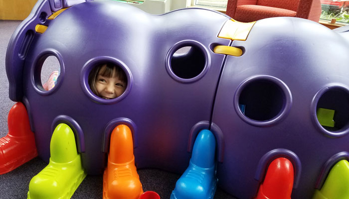 Library play areas feature image