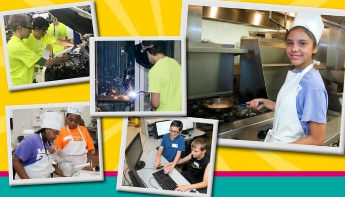 Kent Career Tech Center Summer Camps