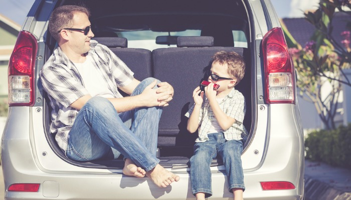 10 Road Trip Hacks to Save Your Sanity with Kids