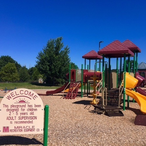 Helder Park toddler playground