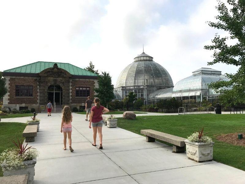 Belle Isle Conservatory Aquarium