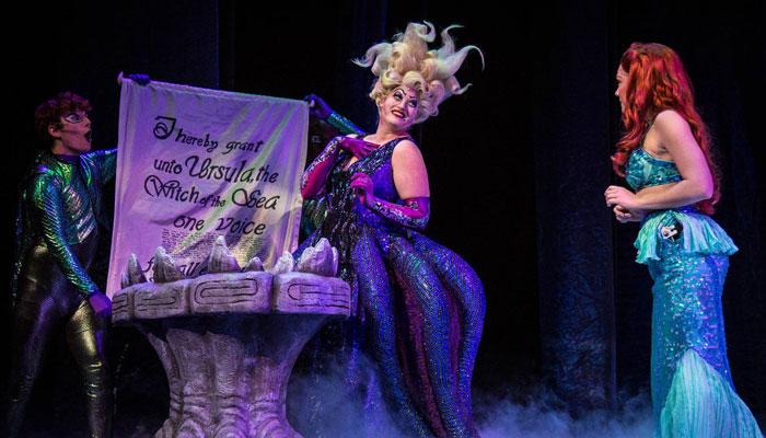 The Little Mermaid Civic GRCT Ursula Ariel 1