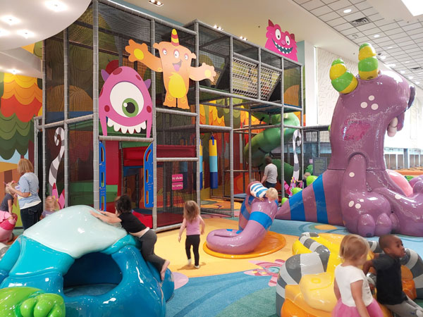Woodland Mall Indoor kids play places