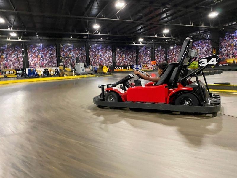 Indoor Go Karts Craig's Cruisers