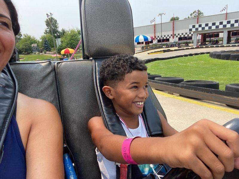 Go Carts outdoors at Craig's Cruisers