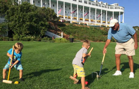 Secrets to Visiting Grand Hotel on Mackinac Island With Kids