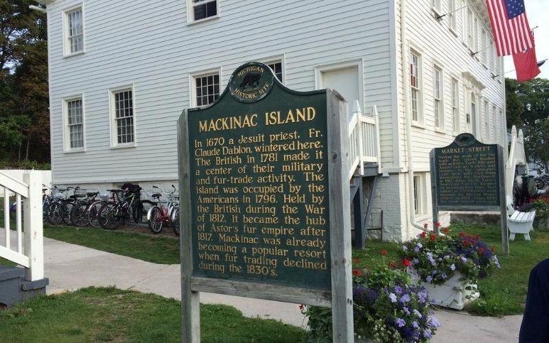 mackinac island history