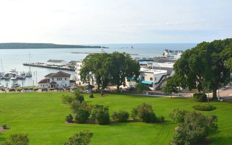 mackinac island marquette park