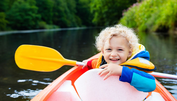 Where to Float Your Boat with Kids, Including Rental Places
