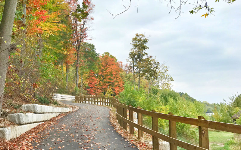 Grand Ravines in fall VanderW