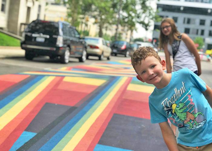 Murals Feature Image Rainbow Road Hunt