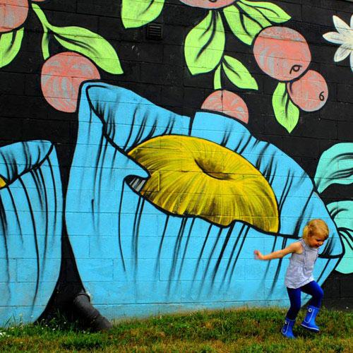 Murals GR Ballet