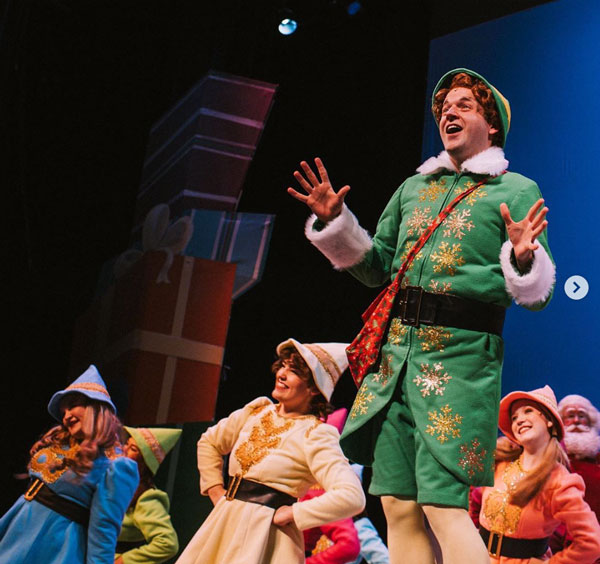 Buddy the Elf the Musical GRCT Civic 1