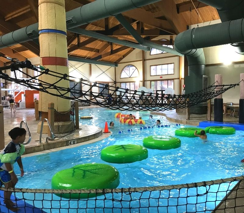 great wolf lodge traverse city water park