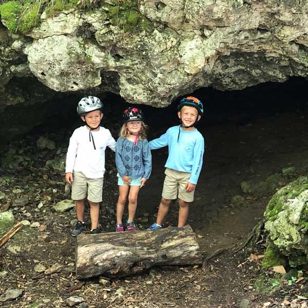 Grand Hotel Mackinac Island cave of the woods