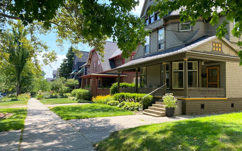 Heritage Hill Morris Grand Rapids Neighborhoods Suburbs Hunt