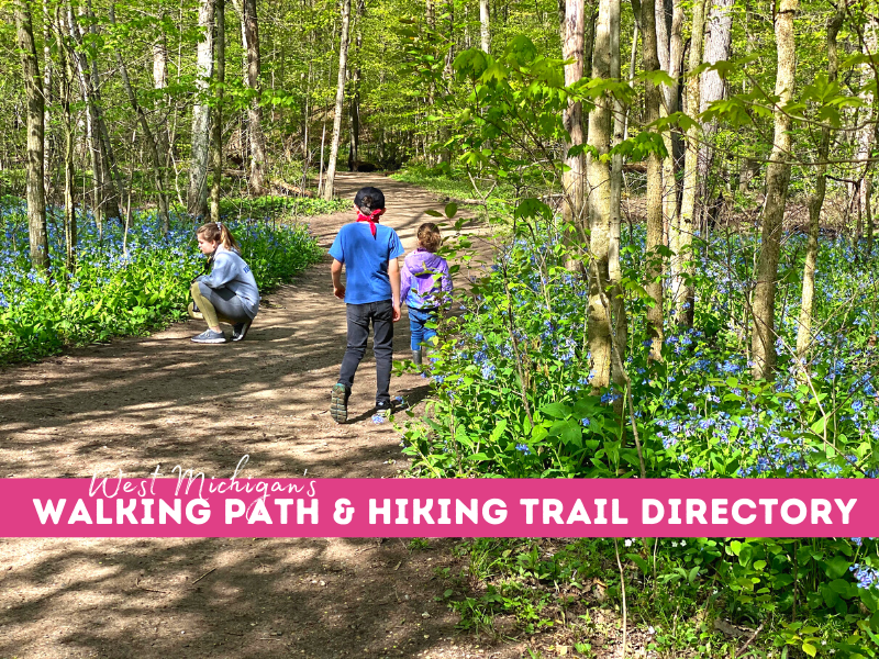 Hiking and Walking Trails Directory Grand Rapids