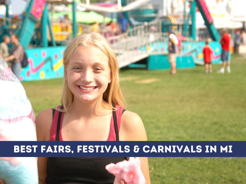 Best Fairs Festivals Carnivals in Michigan