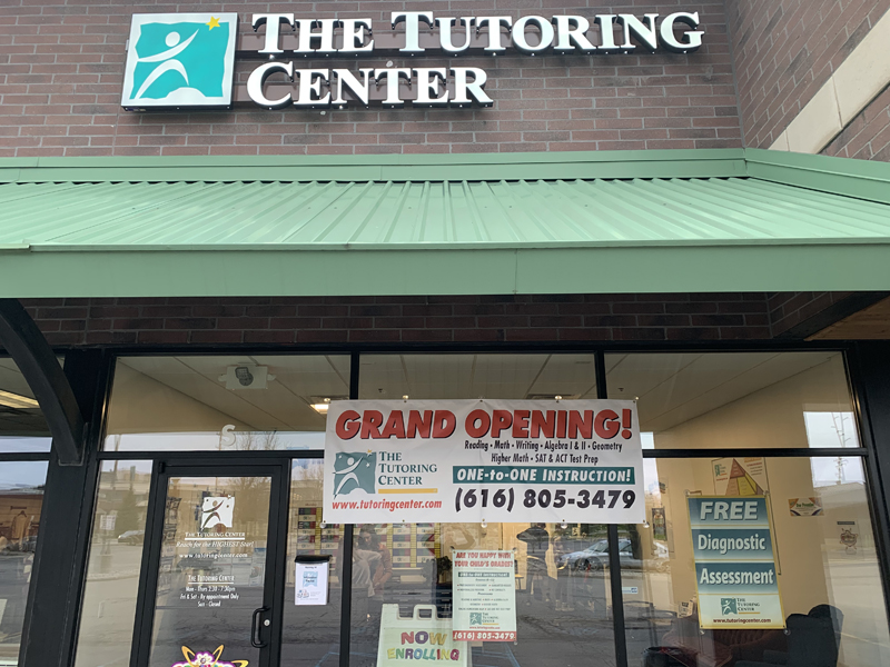 The Tutoring Center Storefront