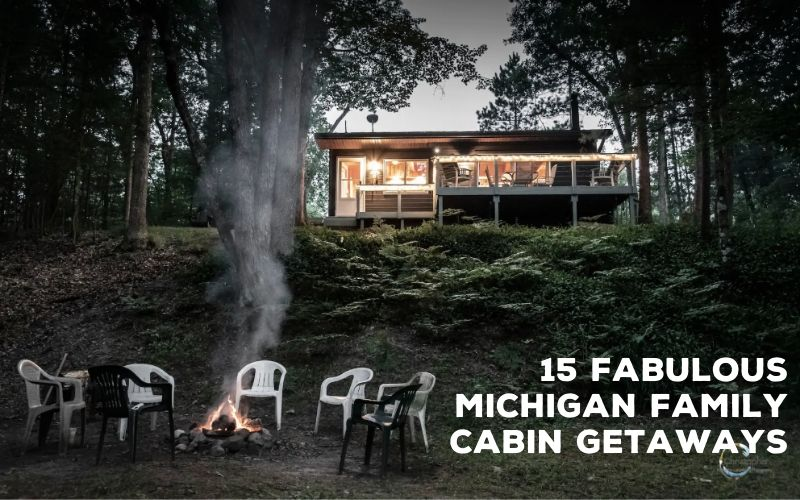 michigan cabin getaways