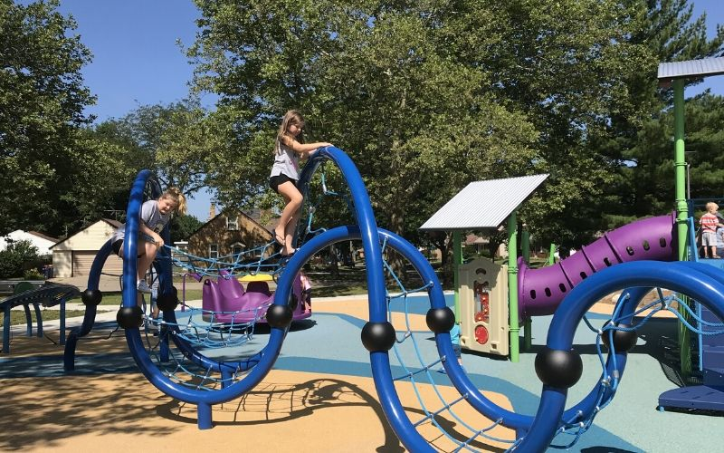 Playgrounds Parks 57 Of The Best West Mi Destinations For Kids Plus A Map