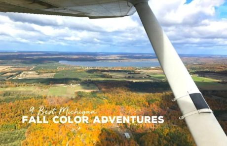 How to Get Smack In the Middle of Michigan Fall Colors: 9 Thrilling Adventures for 2020
