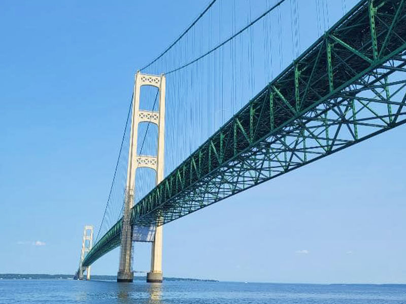 Mackinac Bridge Dentler
