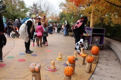 Hallowee Ones at Meijer Gardens